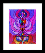 Load image into Gallery viewer, Divine Feminine Activation - Framed Print