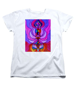 Divine Feminine Activation - Women's T-Shirt (Standard Fit)