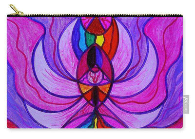 Divine Feminine Activation - Carry-All Pouch