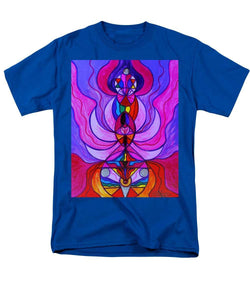 Divine Feminine Activation - Men's T-Shirt  (Regular Fit)