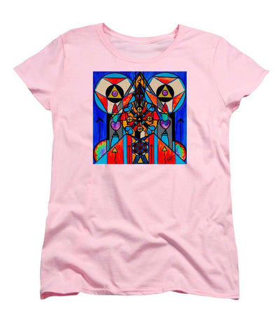 Divine Masculine Activation - Women's T-Shirt (Standard Fit)