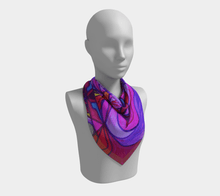 Load image into Gallery viewer, Divine Feminine Activation - Frequency Scarf