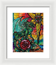 Load image into Gallery viewer, Dragon - Framed Print