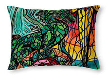 Load image into Gallery viewer, Dragon - Throw Pillow