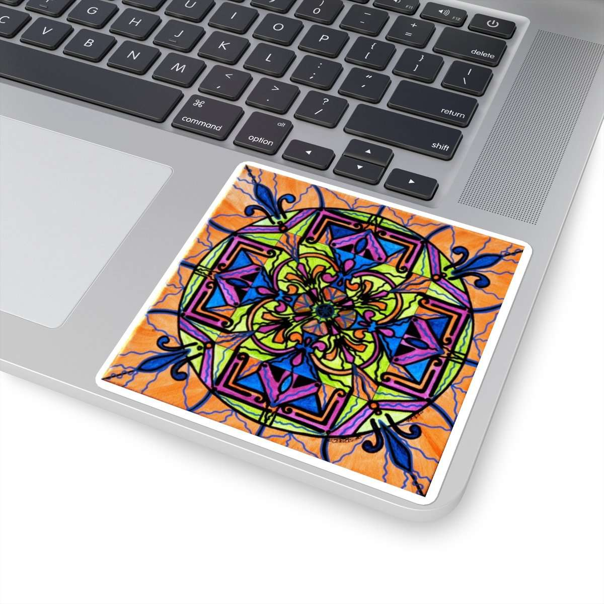 Uplift - Square Stickers