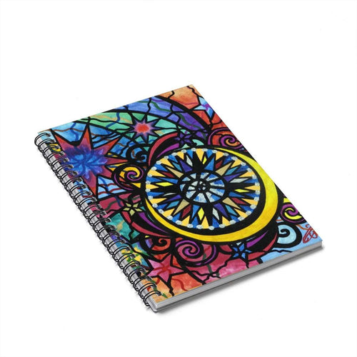 Asteri - Spiral Notebook
