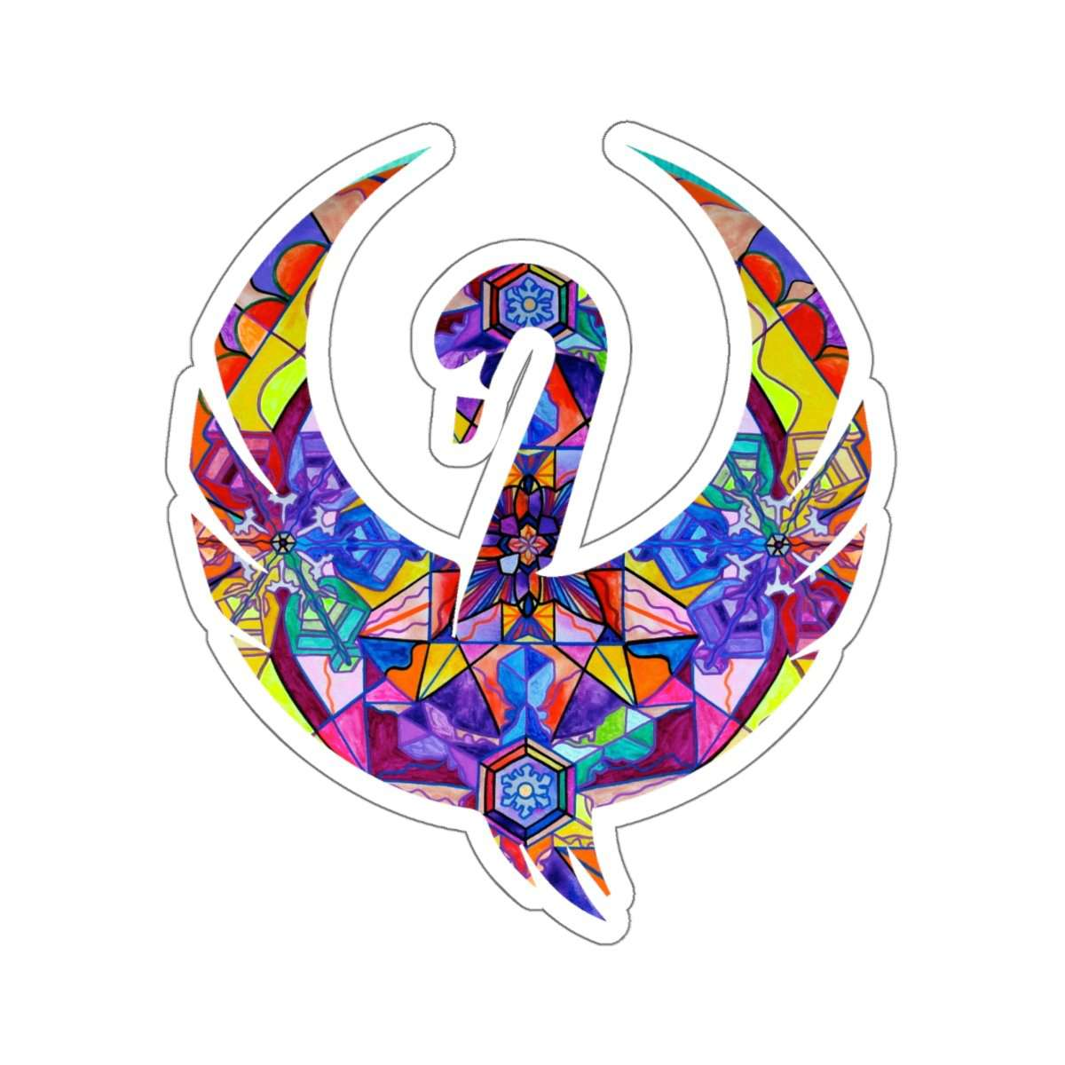 Synchronicity - Swan Stickers