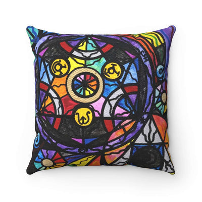 Alchemy - Spun Polyester Square Pillow