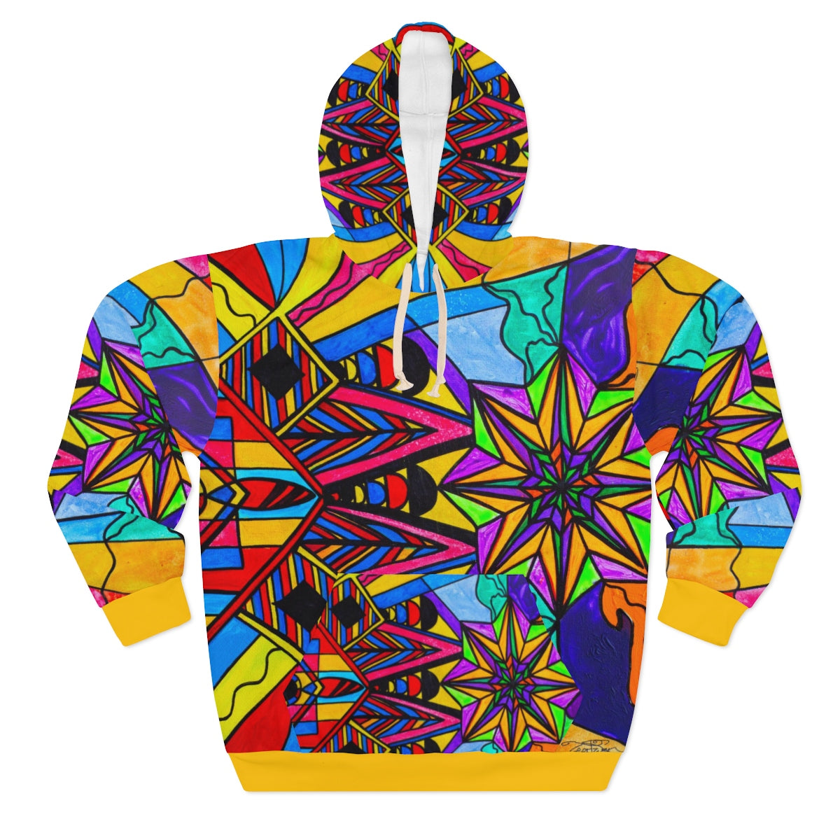 A Change In Perception - AOP Unisex Pullover Hoodie
