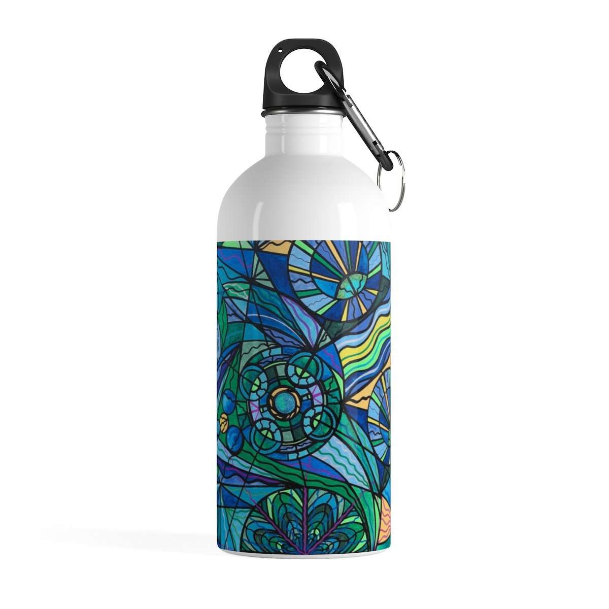Arcturian Imunita Grid-Stainless Steel Water Bottle