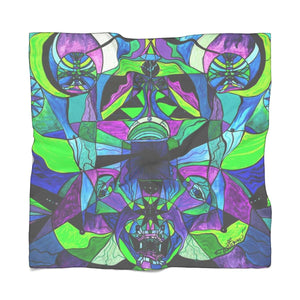 Arcturian Astral Travel Grid - Frequency Scarf
