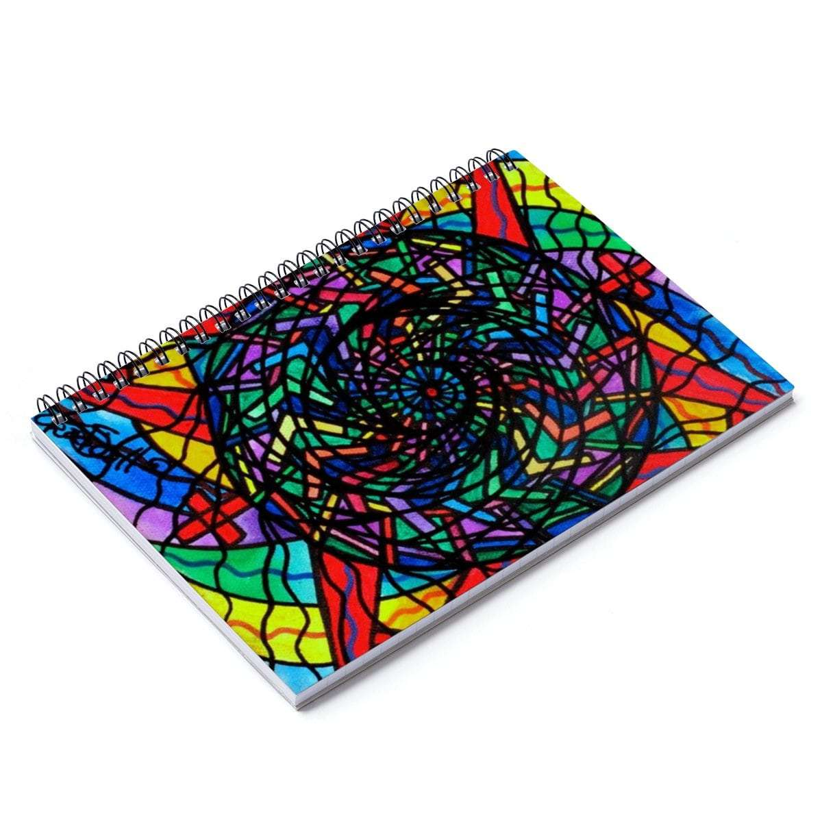 Academic Fullfillment - Spiral Notebook