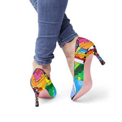 Manifestation Lightwork Model - Women's High Heels