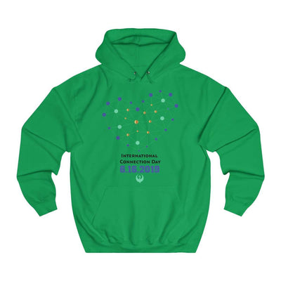 International Connection Day 2019 - Unisex Hoodie