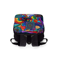 Load image into Gallery viewer, Self Exploration - Unisex Casual Shoulder Backpack