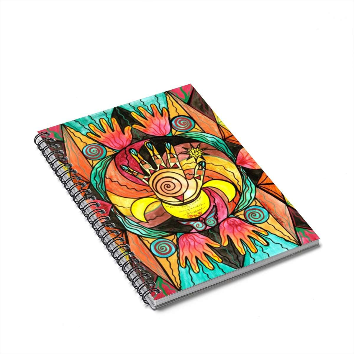 Thay Quote - Spiral Notebook