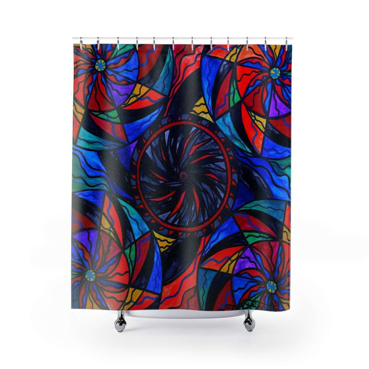 Transforming Fear - Shower Curtains