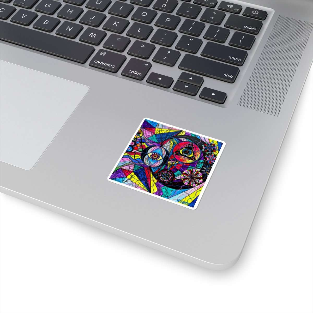 Pleiades - Square Stickers