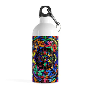 Reveal The Mystery - Stainless Steel Water Bottle