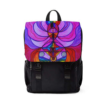 Load image into Gallery viewer, Divine Feminine Activation - Unisex Casual Shoulder Backpack