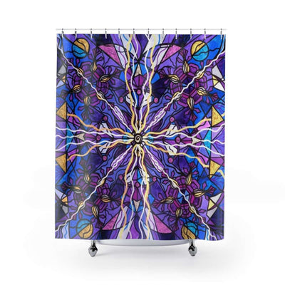 Pineal Opening - Shower Curtains