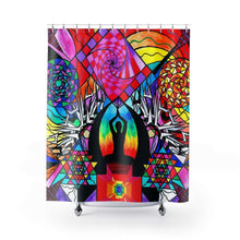 Load image into Gallery viewer, Meditation Aid - Shower Curtains