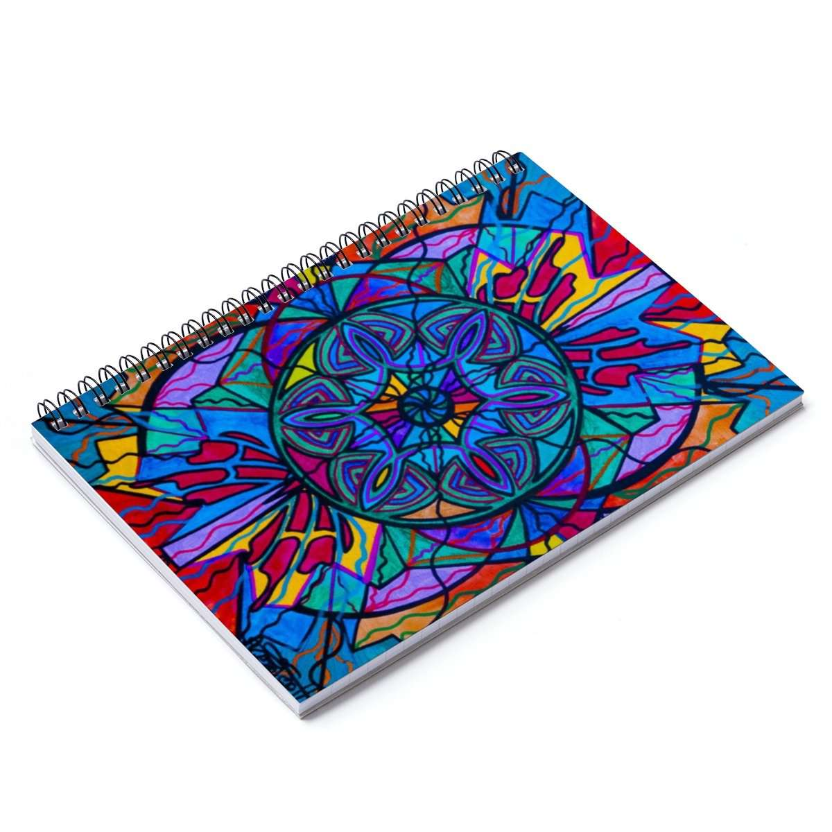 Poised Assurance - Spiral Notebook