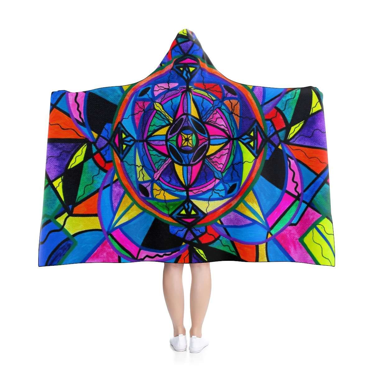 Activating Potential - Hooded Blanket