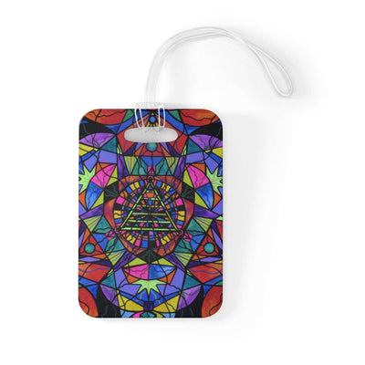Triune Transformation - Bag Tag