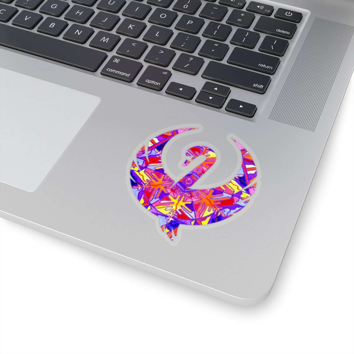 Exhilaration - Swan Stickers