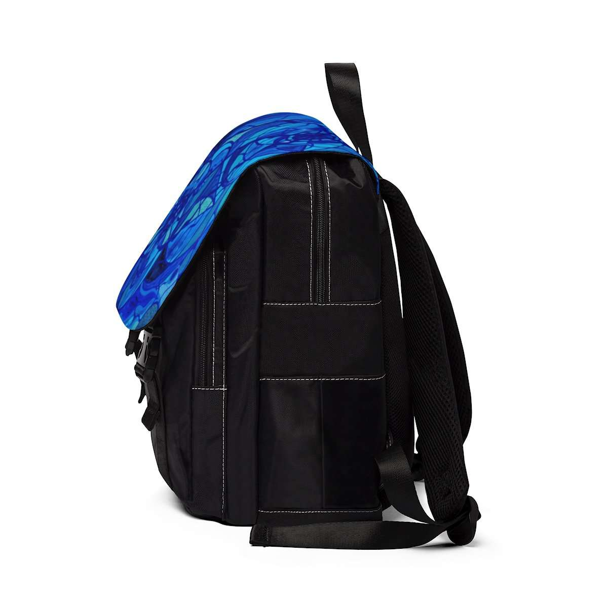 Arcturian Calming Grid - Unisex Casual Shoulder Backpack