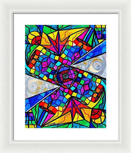 Elucidate Me - Framed Print