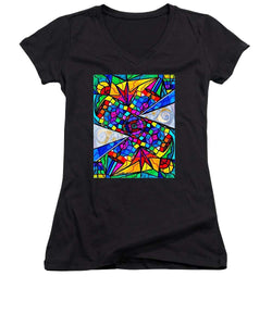 Elucidate Me - Women's V-Neck
