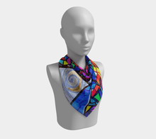 Load image into Gallery viewer, Elucidate Me - Frequency Scarf