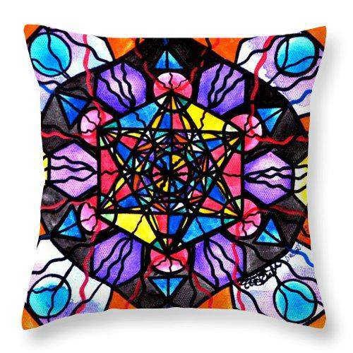 Evoke - Throw Pillow