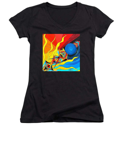Exploration - Women's V-Neck