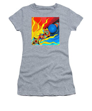 Load image into Gallery viewer, Exploration - Women's T-Shirt