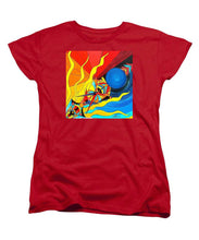 Load image into Gallery viewer, Exploration - Women's T-Shirt (Standard Fit)