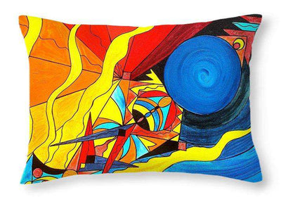Exploration - Throw Pillow