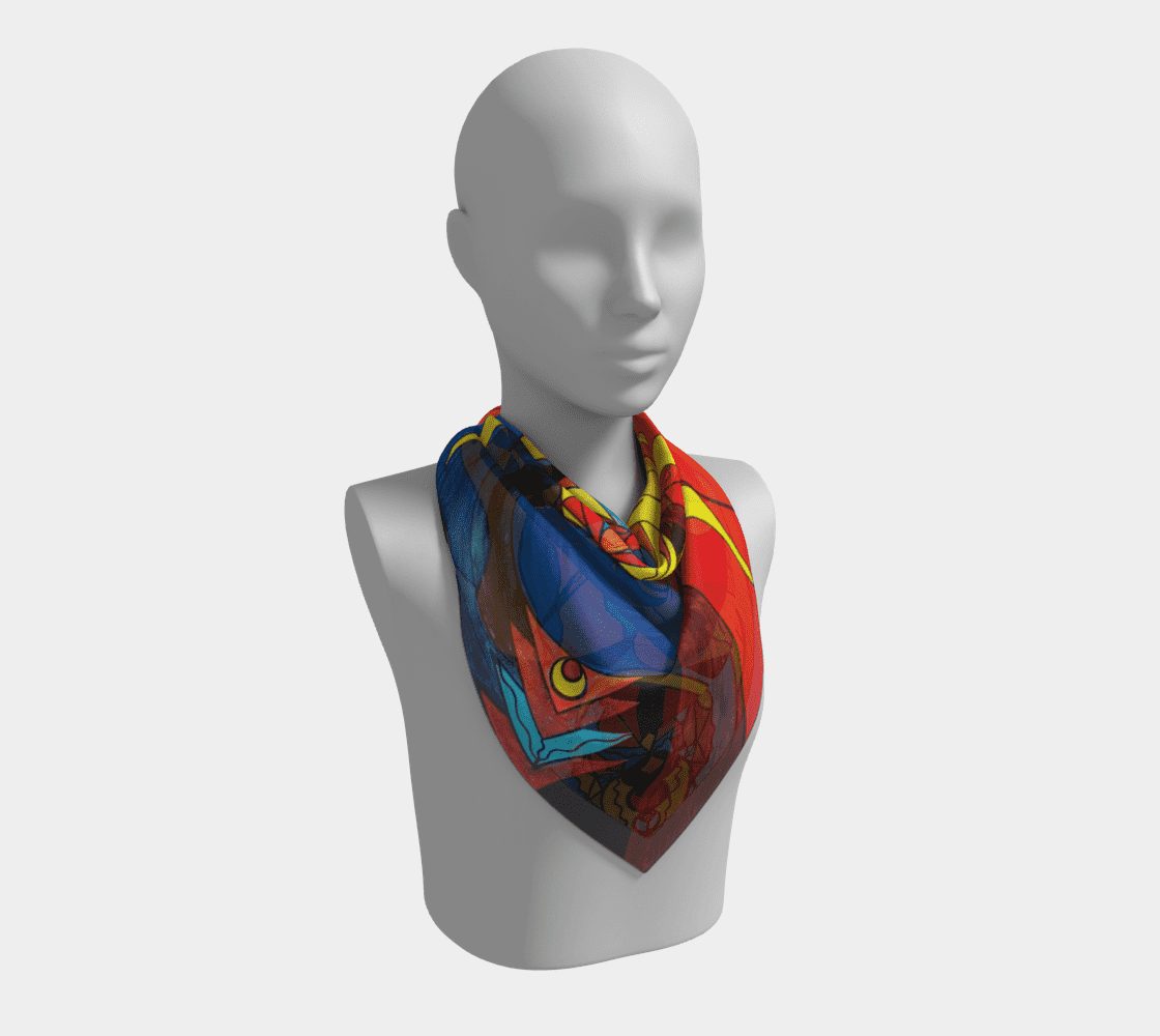 Exploration - Frequency Scarf