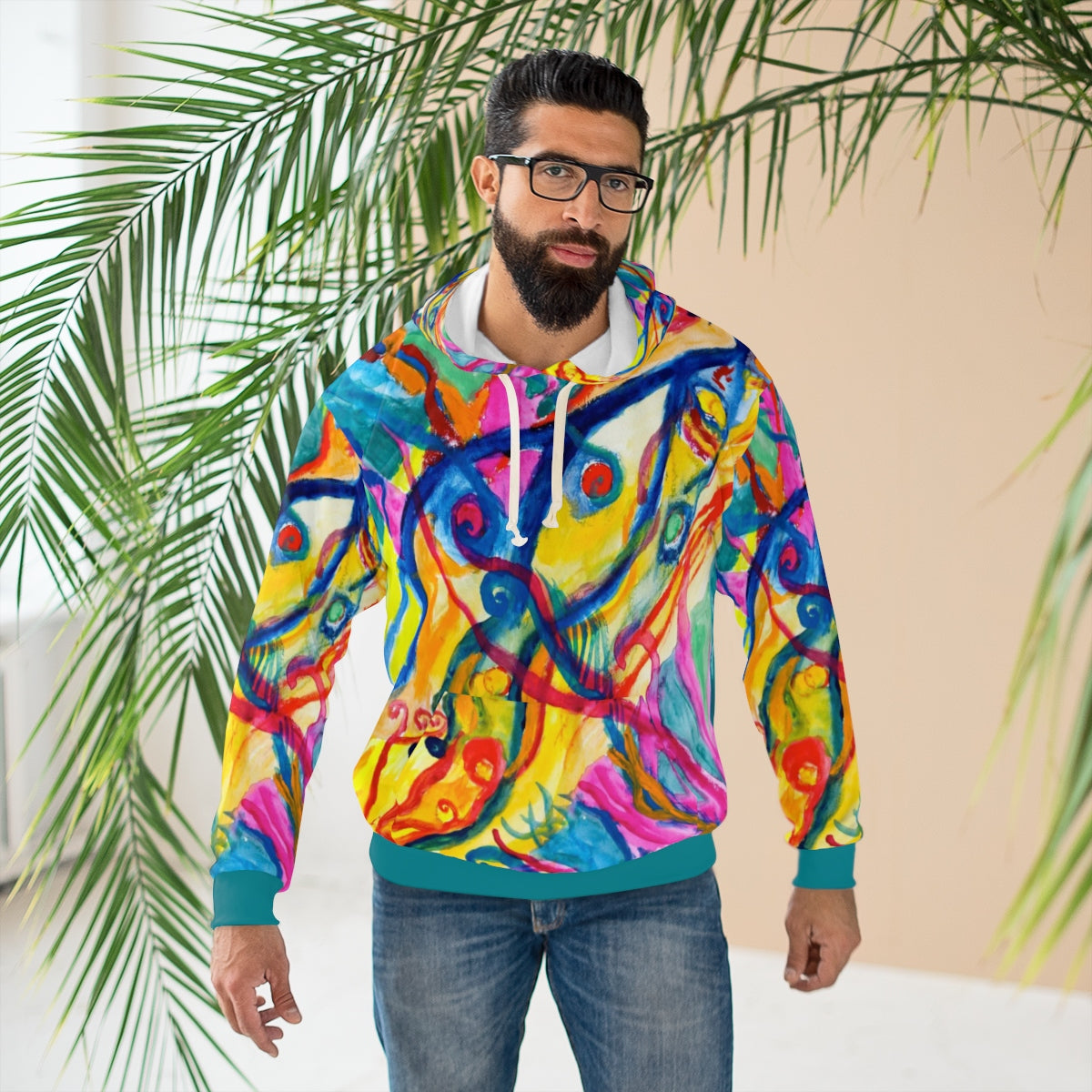 Nature of Sex - AOP Unisex Pullover Hoodie