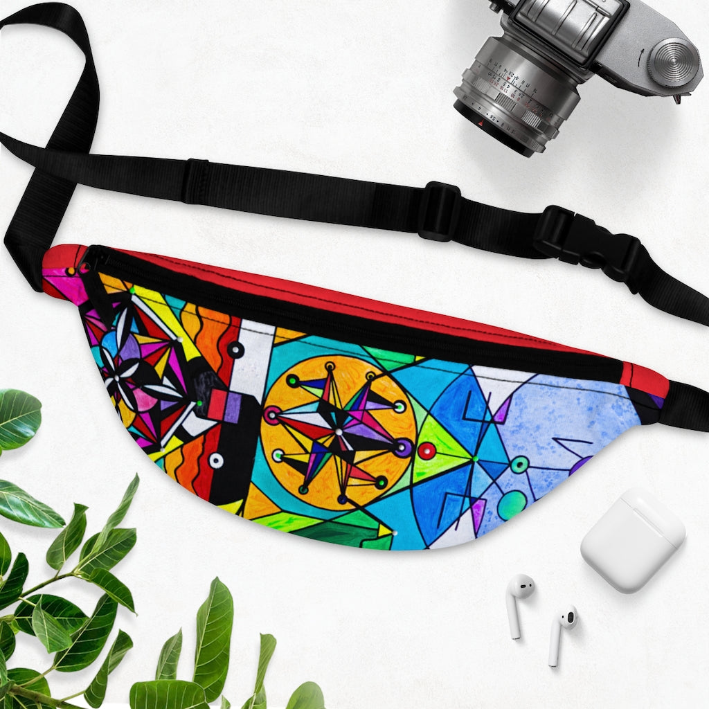 Manifestation Lightwork Model - Fanny Pack
