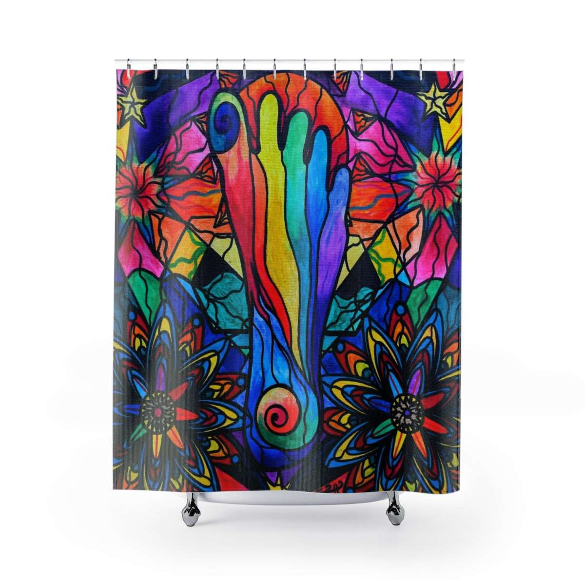 Moving Forward - Shower Curtains