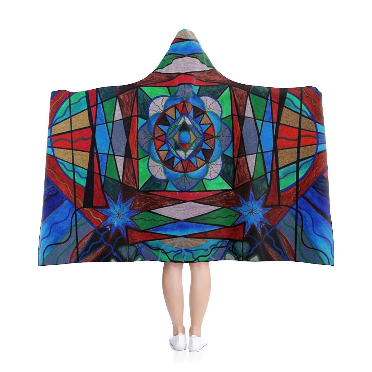 Sense of Security - Hooded Blanket