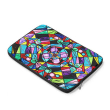 Load image into Gallery viewer, Sacred Geometry - Laptop Sleeve
