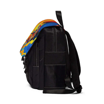 Exploration - Unisex Casual Shoulder Backpack