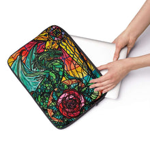 Load image into Gallery viewer, Dragon - Laptop Sleeve