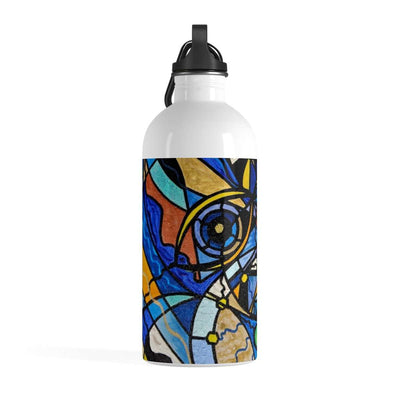 Sirian Solar Invocation Seal - Stainless Steel Water Bottle