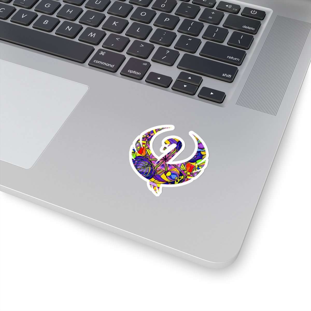 Breaking Through Barriers - Swan Stickers