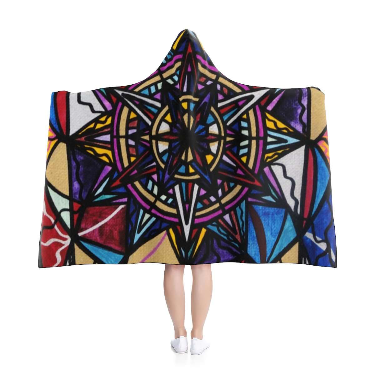 Financial Freedom - Hooded Blanket